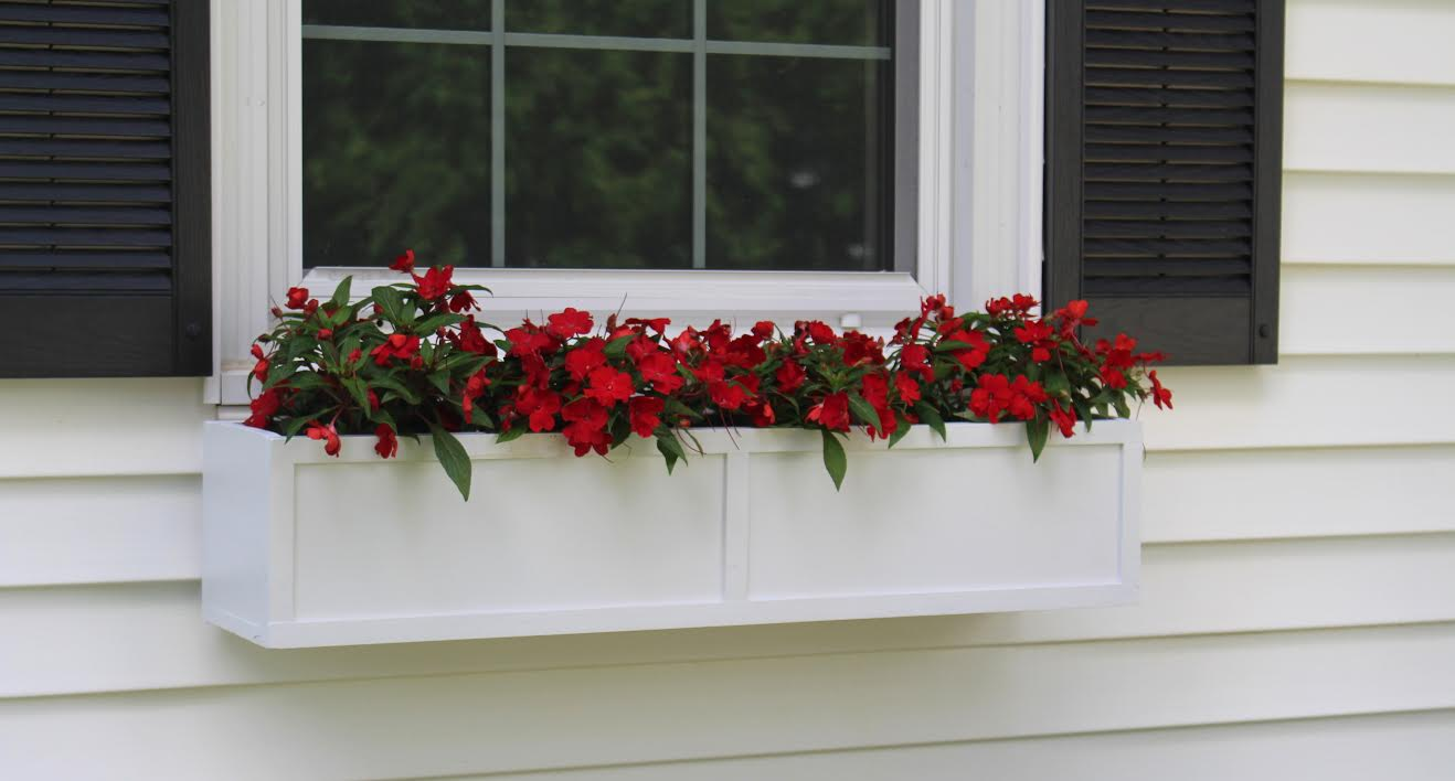 Build Window Box 17 Curb Appeal Tips For A Better Home Alex Ma Penthouse